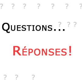 Appel de dossiers: questions fréquemment posées