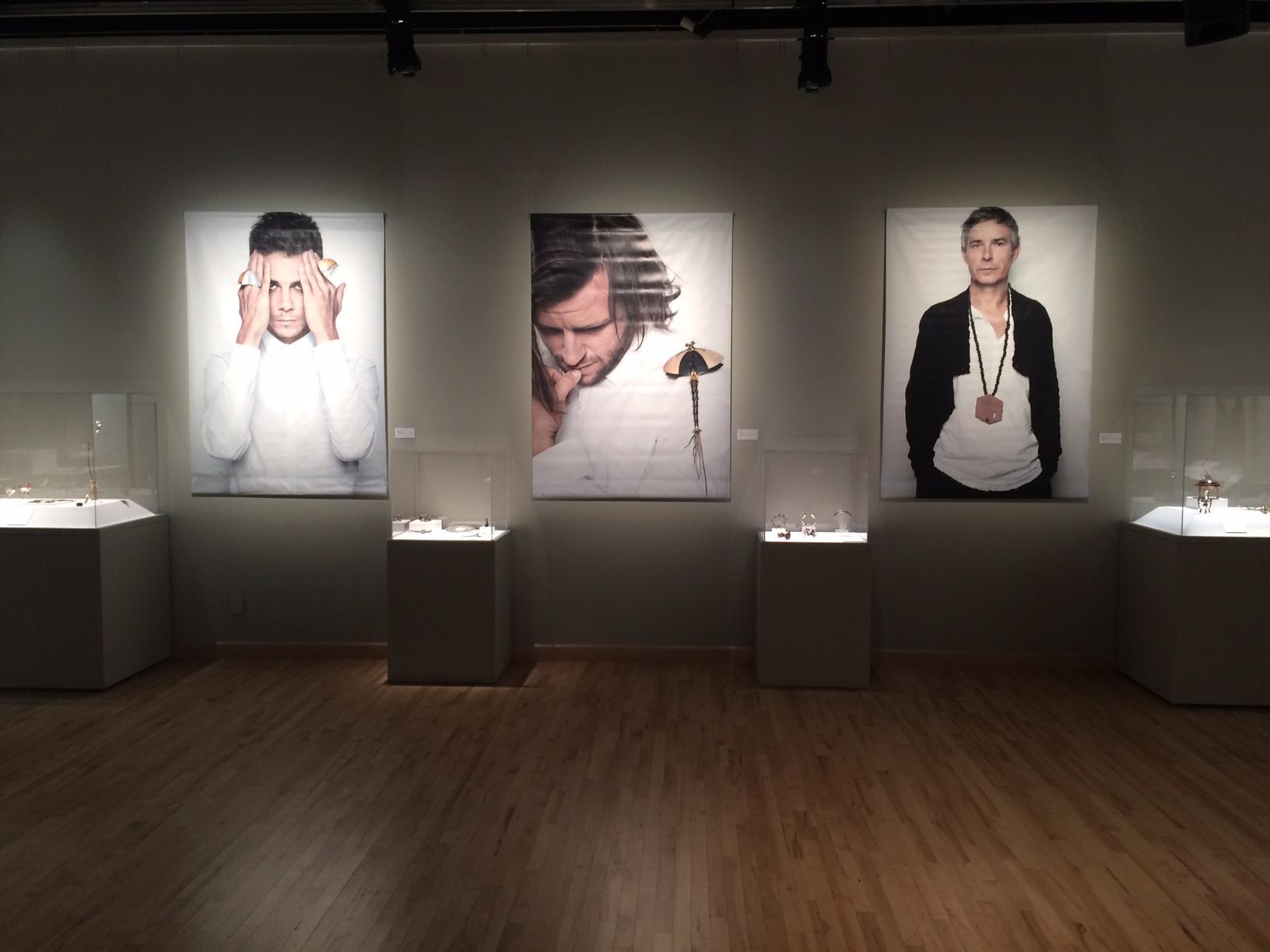 Passé, présent et futur… : trois expositions de joaillerie contemporaine