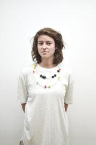 Collier de Nazanin Rostami