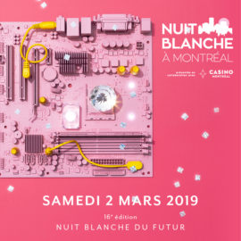 Nuit blanche 2019: From hand to digital