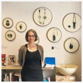 Pèlerinages artistiques: Sonia Beauchesne en résidence